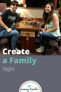 Create a family night