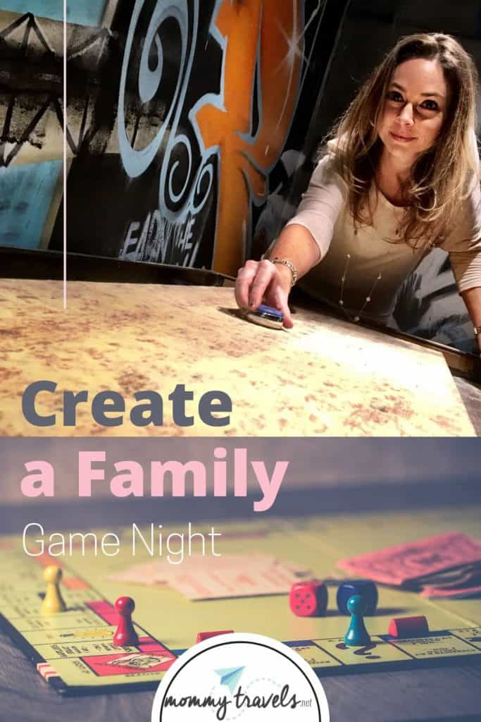 How to Create a Family Game Night