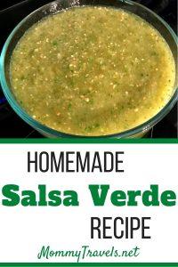 Homemade Chili Verde Recipe