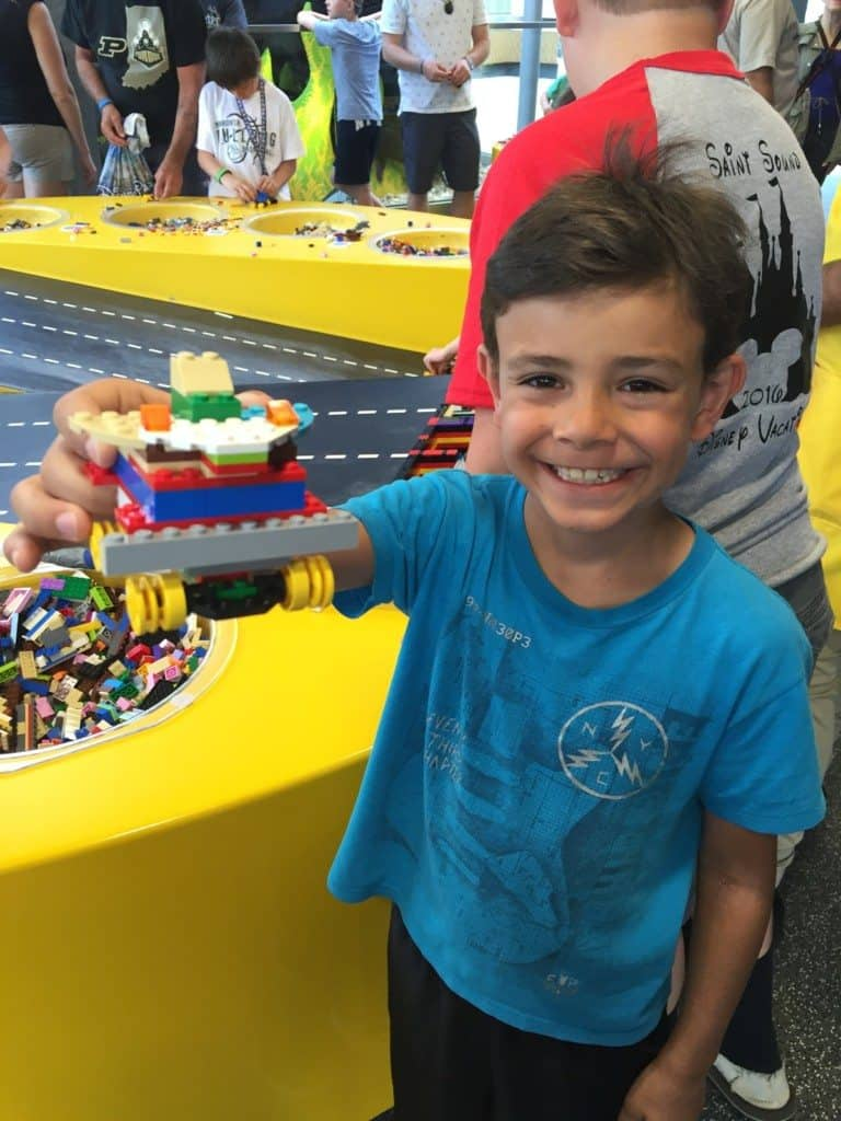 Lego Store at Disney Springs