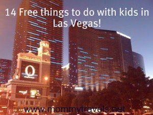 Free Things to do in Las Vegas with kids