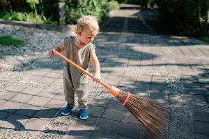 How to get kids to clean