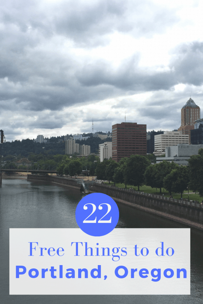 22 Free Things to do in Portland, Oregon