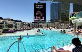 Boulavard Pool at the Cosmopolitan Resort Las Vegas