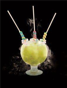 Sugar Factory goblet