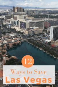 12 Ways to Save in Las Vegas