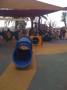 Tivoli Village playground