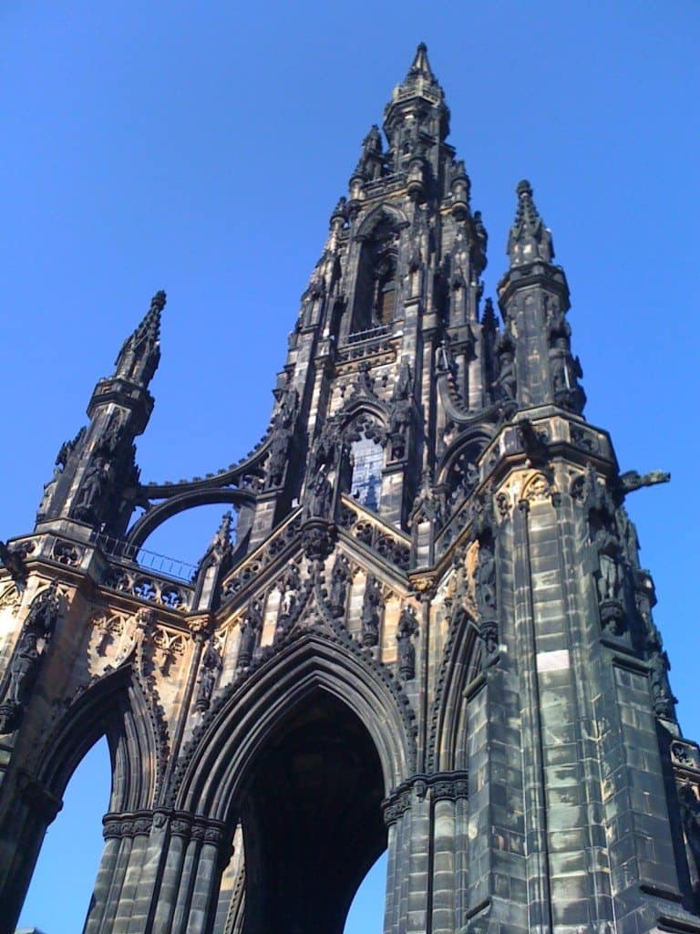Sir Walter Scott Memorial