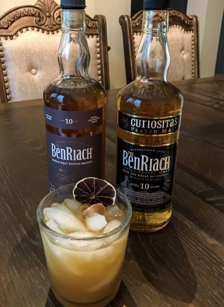 BenRiach Cocktail