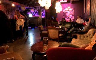 Velveteen Rabbit bar in Las Vegas