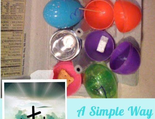 DIY Easter Resurrection Eggs