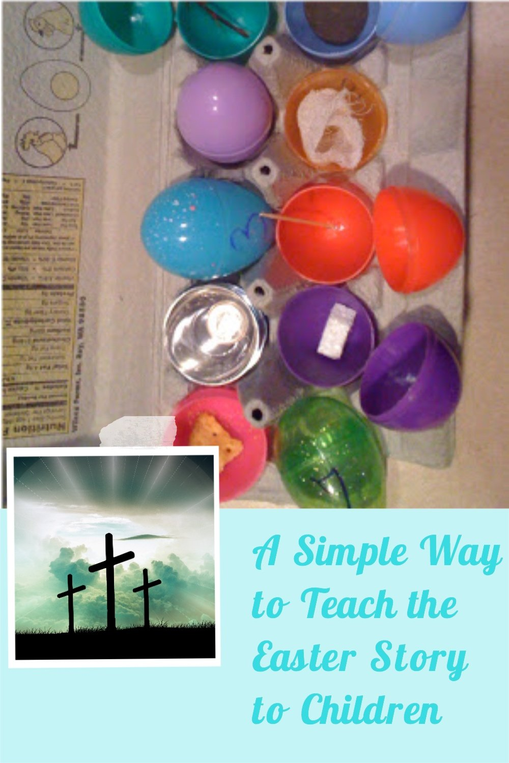 A-Simple-Easter-Story-Craft