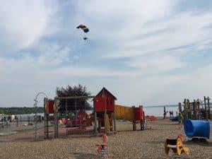 Seneca Lake State Park playground
