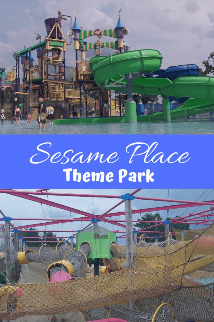 Sesame Place Theme Park