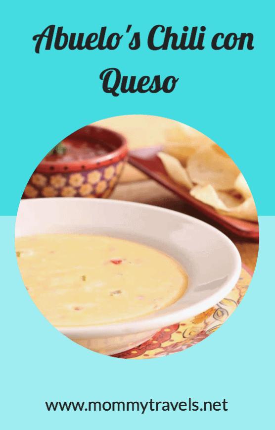 Abuelo's Chili con Queso Recipe