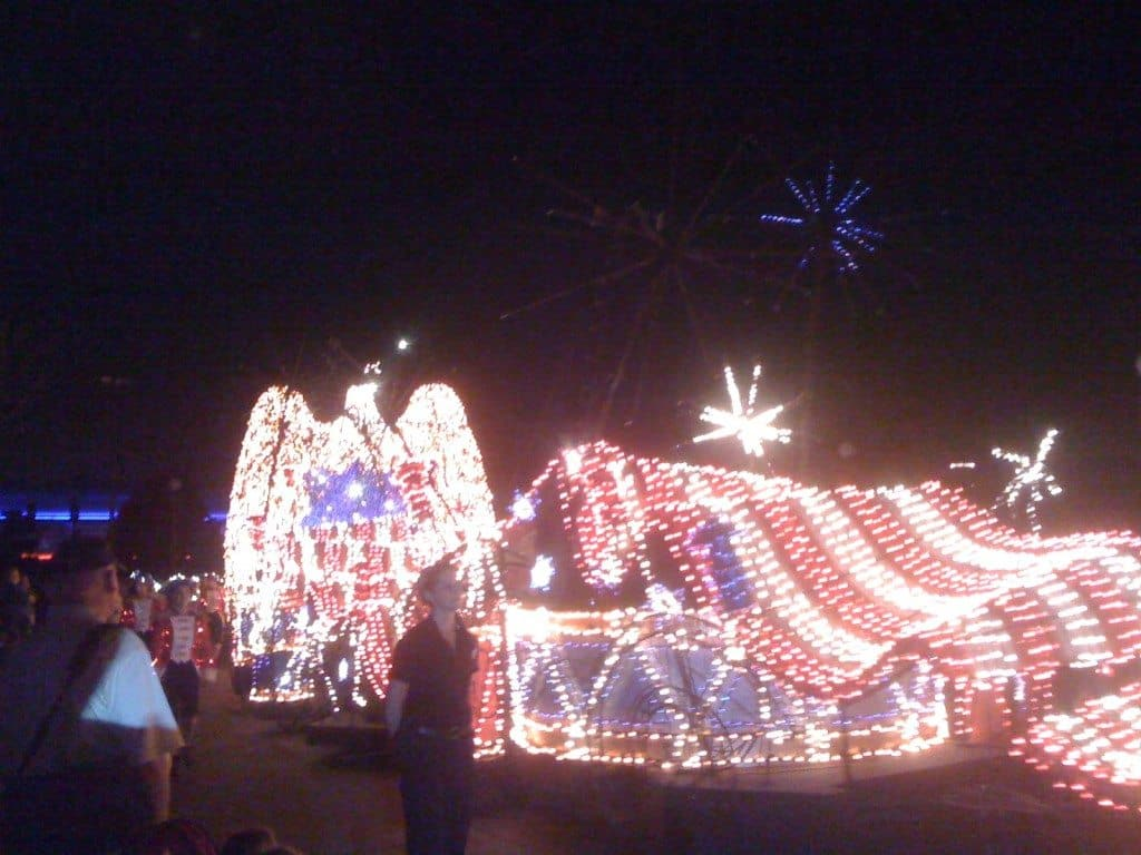 Disney Electric Parade