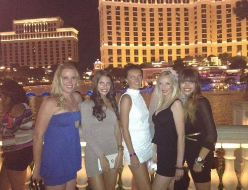 What to Wear at Night in Las Vegas