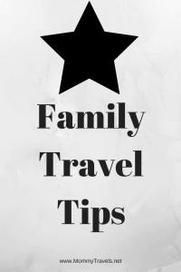 101 Family Travel Tips