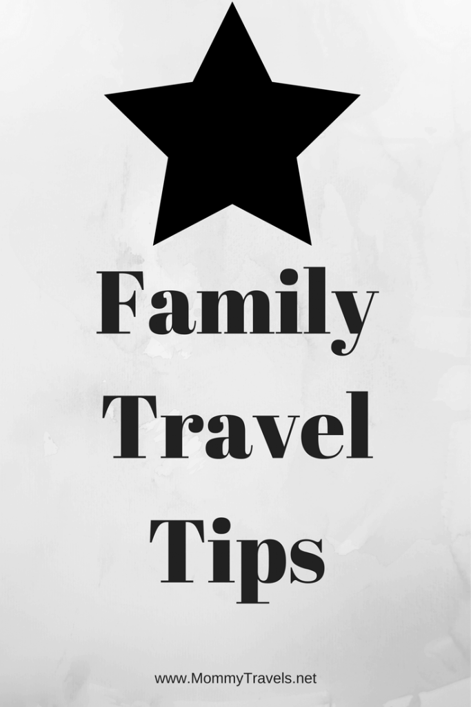 101 Family Travel Tips