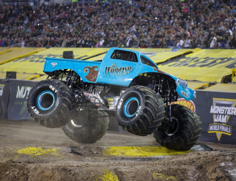 Monster Jam is Coming to Portland! Enter to win tickets!
