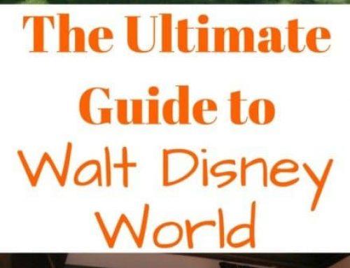Walt Disney World Guide