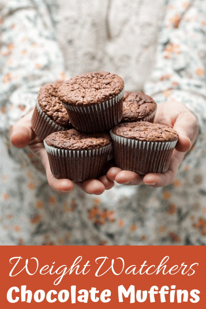 Weight Watchers Chocolate Muffins