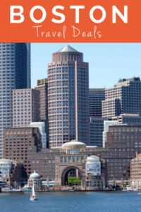 Boston Travel deals and discounts