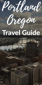 Portland, Oregon Travel Guide with suggestions on where to stay, where to eat, and things to do.