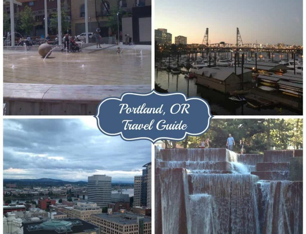 Portland Oregon Travel Guide