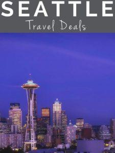 Seattle travel deals
