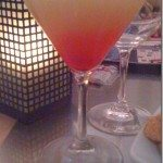 Pineapple Upside Down Cake Martini Recipe