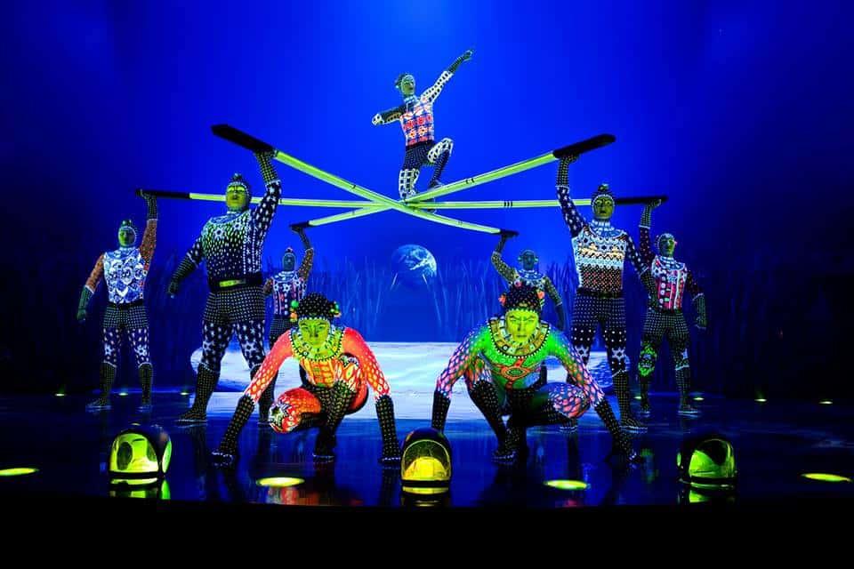 Totem Cirque de Soleil