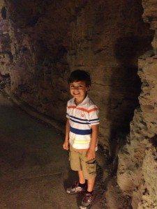 Watkins Glen State Park tunnel