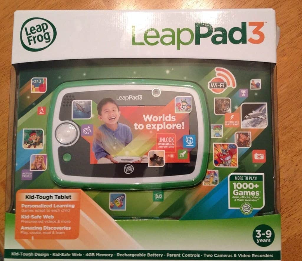 LeapPad3 Review