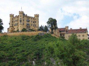 Visit Hohenschwangau Castle
