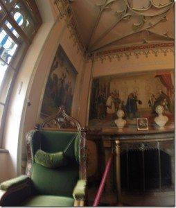 A look inside Hohenschwangau Castle