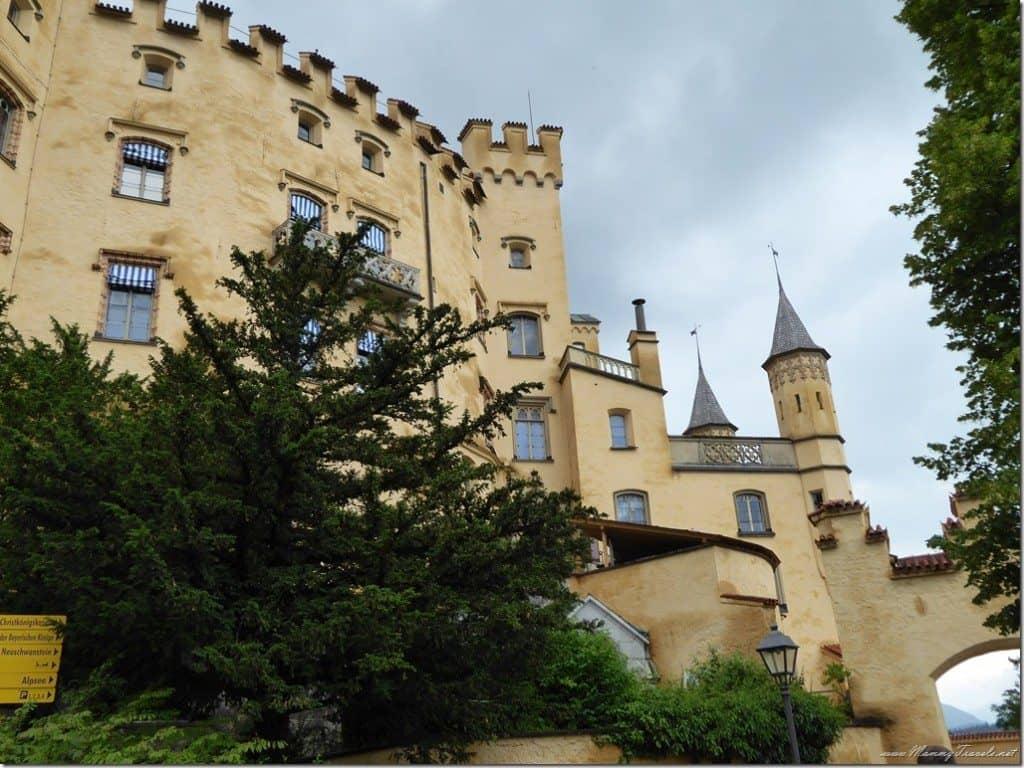 Hohenschwangau Castle pictures