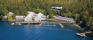 all inclusive fishing resort in Alaska