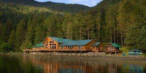 all inclusive fishing resort in Alaska