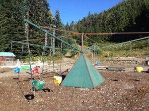 Skibowl Adventure Park on Mt. Hood