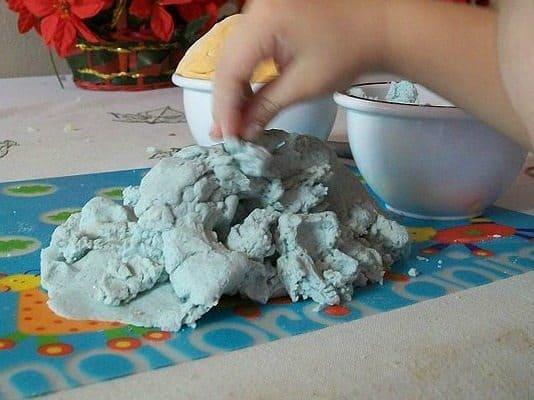 how to make play-dough