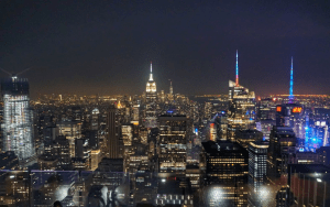 Views from the Top of The Rock