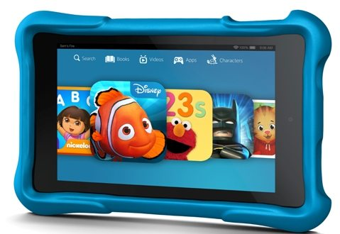 kindle fire for kids