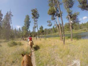 Sunriver Horseback Riding