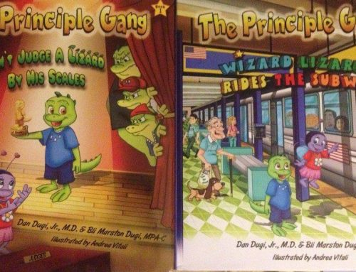 The Principle Gang – Awesome Anti-Bullying Books for Kids