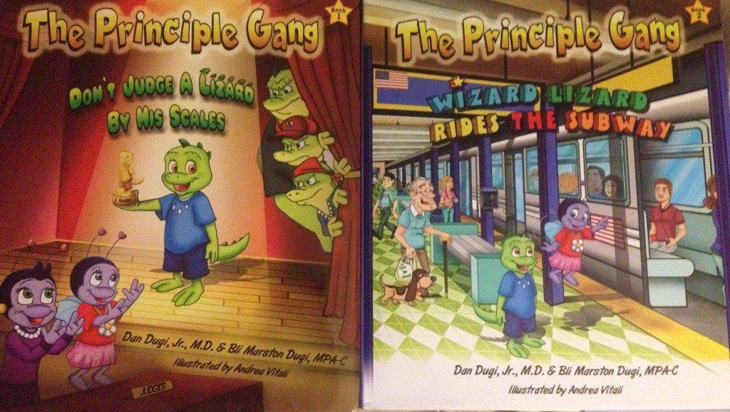 Principle Gang Books