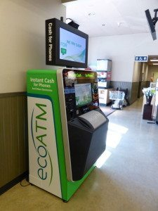 EcoATM - recycle your electronics