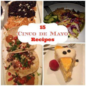 15 Cinco de Mayo recipes