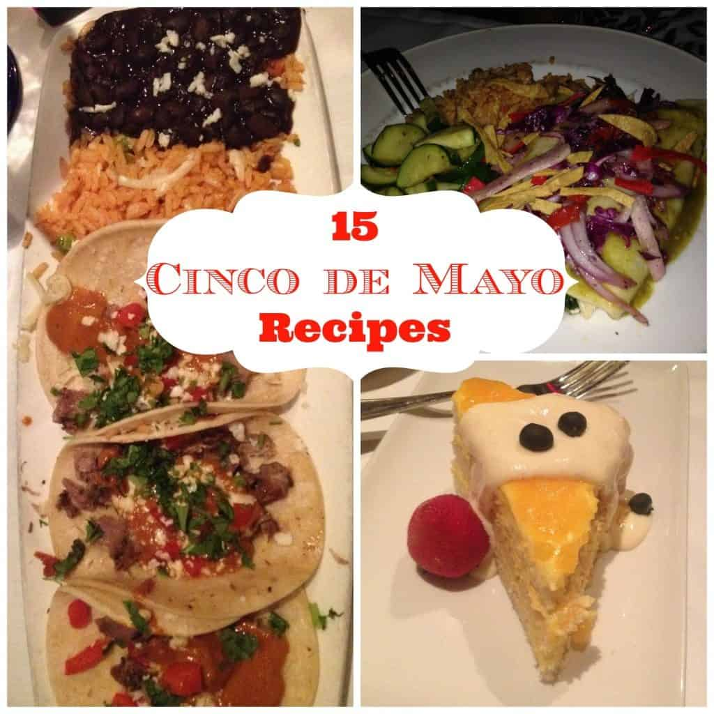 15 Cinco de Mayo recipes