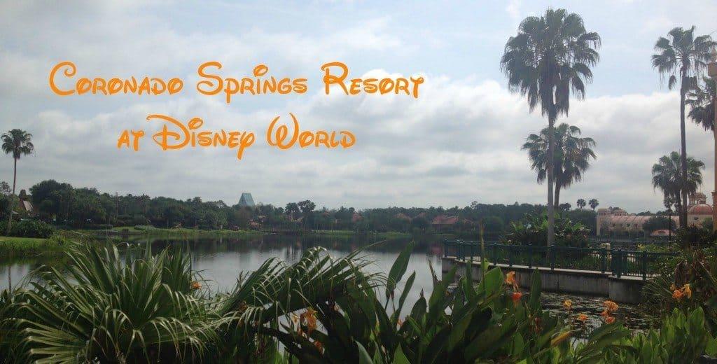 Coronado Springs Resort at Disney World